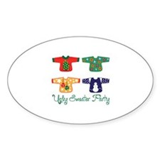 Ugly Sweater Decal