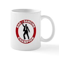 Dad Dancing Champion Mug