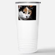 Calico Cat Travel Mug