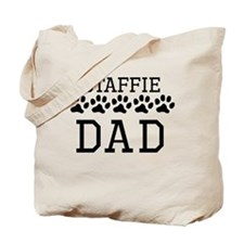 Staffie Dad Tote Bag