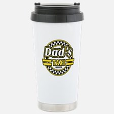 Dad's Taxi Service Travel Mug