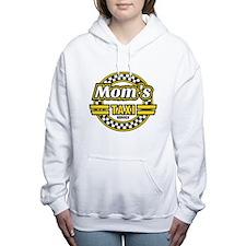 Mom's Taxi Service Women's Hooded Sweatshirt