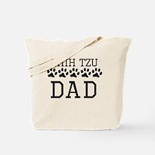 Shih Tzu Dad Tote Bag