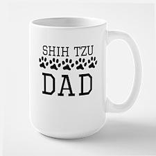 Shih Tzu Dad Mugs