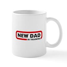 New Dad In Training Mug