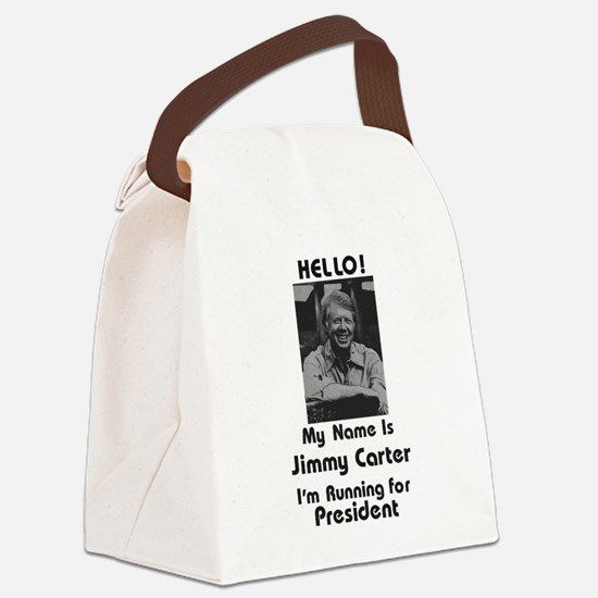Cool Carter Canvas Lunch Bag