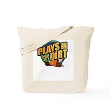 playsindirt.jpg Tote Bag