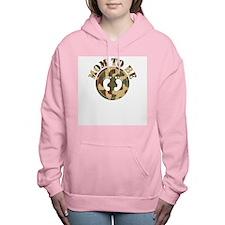 momtobe-camo.png Women's Hooded Sweatshirt