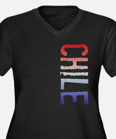 co-stamp02-chile Plus Size T-Shirt