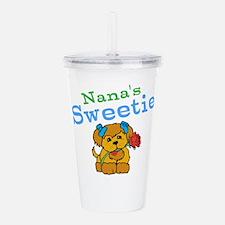 Nanas Sweetie Acrylic Double-wall Tumbler