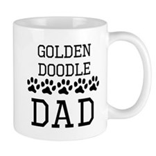 Goldendoodle Dad Mugs