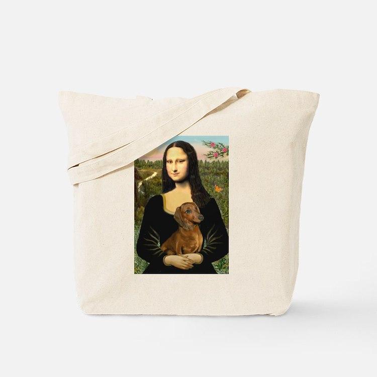 Mona's Dachshund Tote Bag