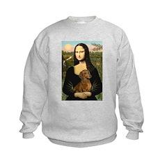 Mona's Dachshund Sweatshirt