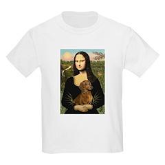 Mona's Dachshund T-Shirt