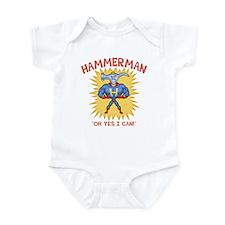 Hammerman! Infant Bodysuit