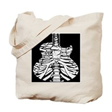 Acoustic Skeletar Tote Bag