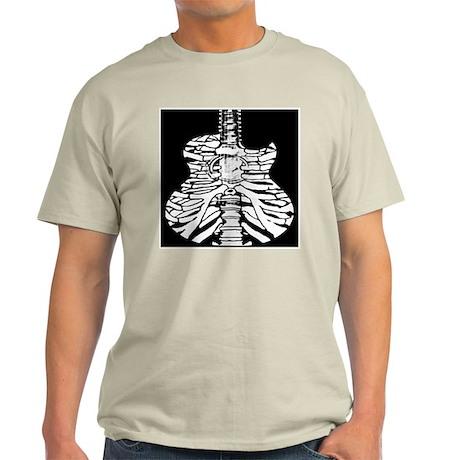 Acoustic Skeletar Light T-Shirt