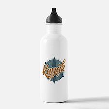 Kayak Emblem Water Bottle