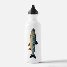 Dolly Varden Bull Trout Char Water Bottle