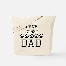 Cane Corso Dad Tote Bag