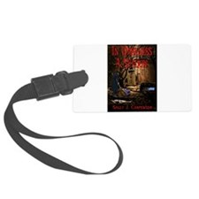 In Darkness A Shadow Luggage Tag