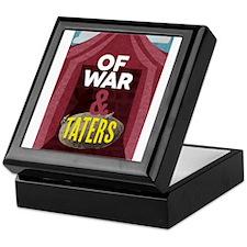 Of War and Taters Keepsake Box