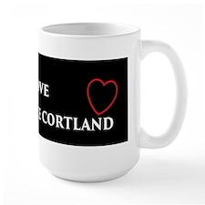 Jamie Cortland Mugs