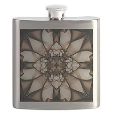 Cute Pattern Flask