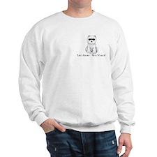 Life's Westie Too Sweatshirt
