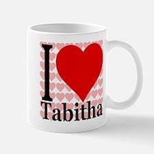 I (Heart) Tabitha Mug