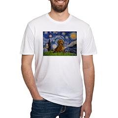 Starry / Dachshund Shirt