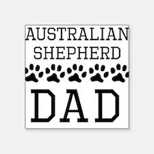 Australian Shepherd Dad Sticker