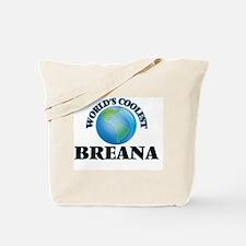 World's Coolest Breana Tote Bag