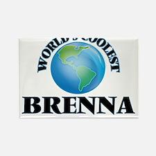 World's Coolest Brenna Magnets