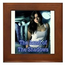 The Land of the Shadows Framed Tile