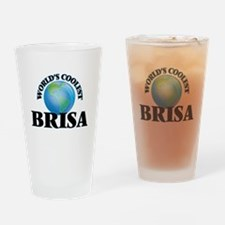 World's Coolest Brisa Drinking Glass