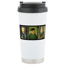 Cute Van gogh Travel Mug