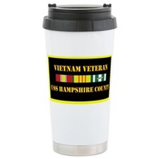 Cute Us veteran Travel Mug