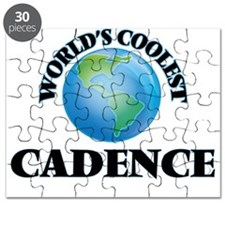 World's Coolest Cadence Puzzle