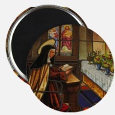 "Cute Nun 2.25"" Magnet (10 pack)"