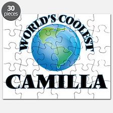 World's Coolest Camilla Puzzle