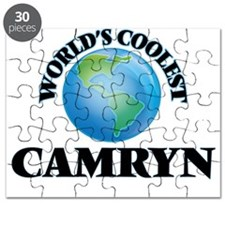 World's Coolest Camryn Puzzle