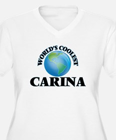 World's Coolest Carina Plus Size T-Shirt