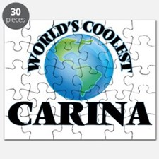 World's Coolest Carina Puzzle