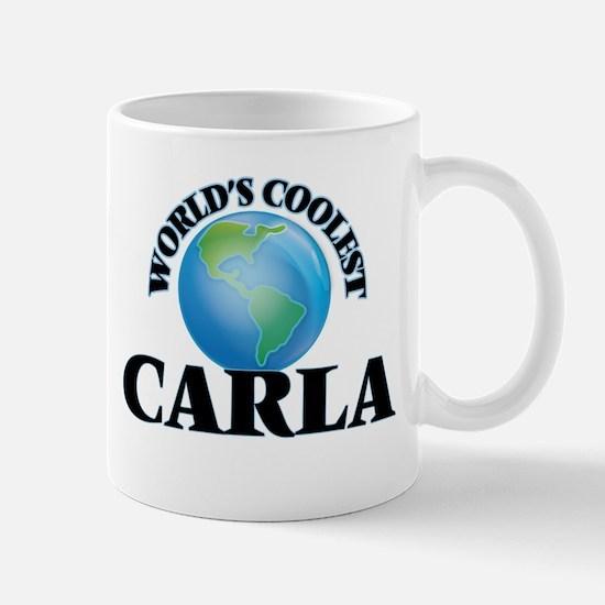 World's Coolest Carla Mugs