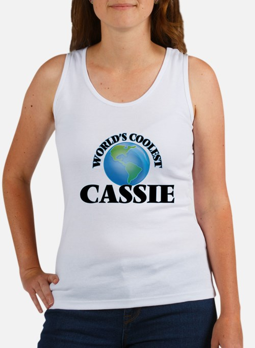 World's Coolest Cassie Tank Top