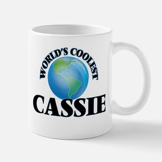 World's Coolest Cassie Mugs