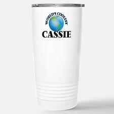 World's Coolest Cassie Travel Mug