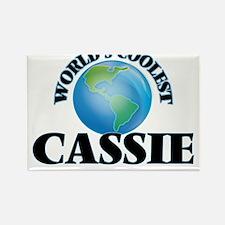 World's Coolest Cassie Magnets