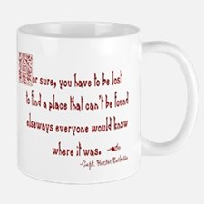 Lost Pirate Mug